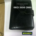 Souvenir agenda custom murah bisa dikirim ke Cirebon