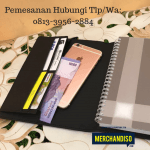 Jual Souvenir kantor murah Agenda bisa custom di Tangerang