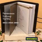 Souvenir agenda untuk kantor bisa dilogo berkualitas murah bisa dikirim ke Makassar