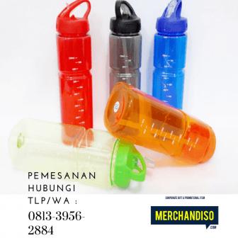 Produksi souvenir tumbler custom di Jakarta Timur
