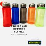 Jual murah souvenir tumbler bisa dilogo bisa dikirim ke Batam