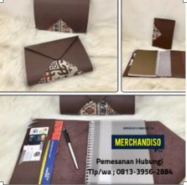 Agenda Promosi, Produksi Souvenir Termurah di Tangerang