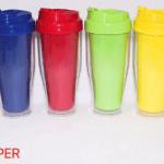 Jual Tumbler promosi souvenir perusahaan termurah bisa dikirim ke Sanur