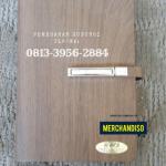 Jual agenda souvenir kantor menarik murah bisa dikirim ke Surabaya