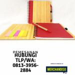 Jual agenda bisa custom logo murah di Ciputat Tangerang
