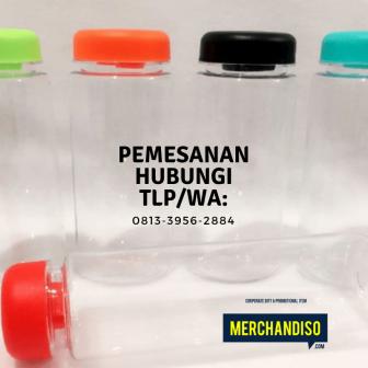 Souvenir logo tumbler di Jakarta Utara