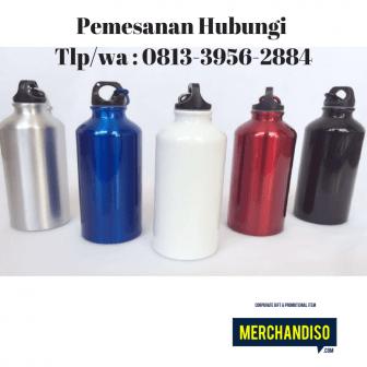 Produksi tumbler murah untuk souvenir kantor di Tangerang