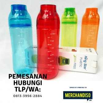Jual Tumbler bahan plastik ekslusif berkualitas bisa kirim ke kalimantan