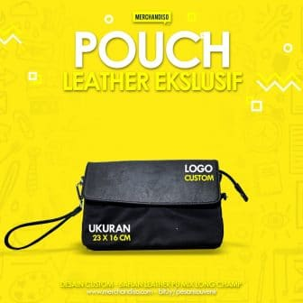 Custom pouch berkualitas sesuai keinginan sendiri