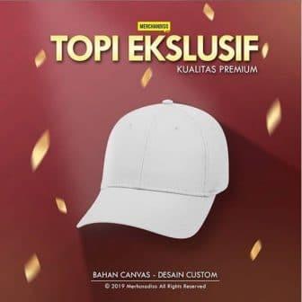 tempat jual topi custom