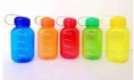 Tumbler Plastik Segi promosi murah