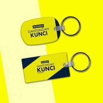 Jual gantungan kunci bisa custom logo murah di Jakarta Berat