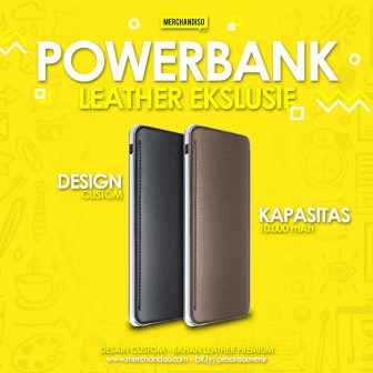 jual power bank custom
