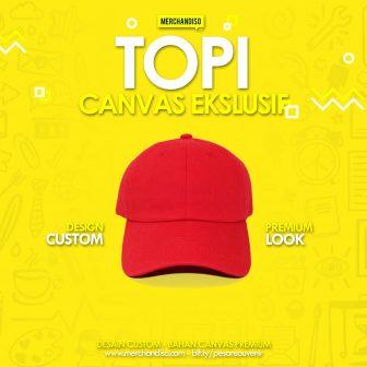 jual berbagai jenis topi custom