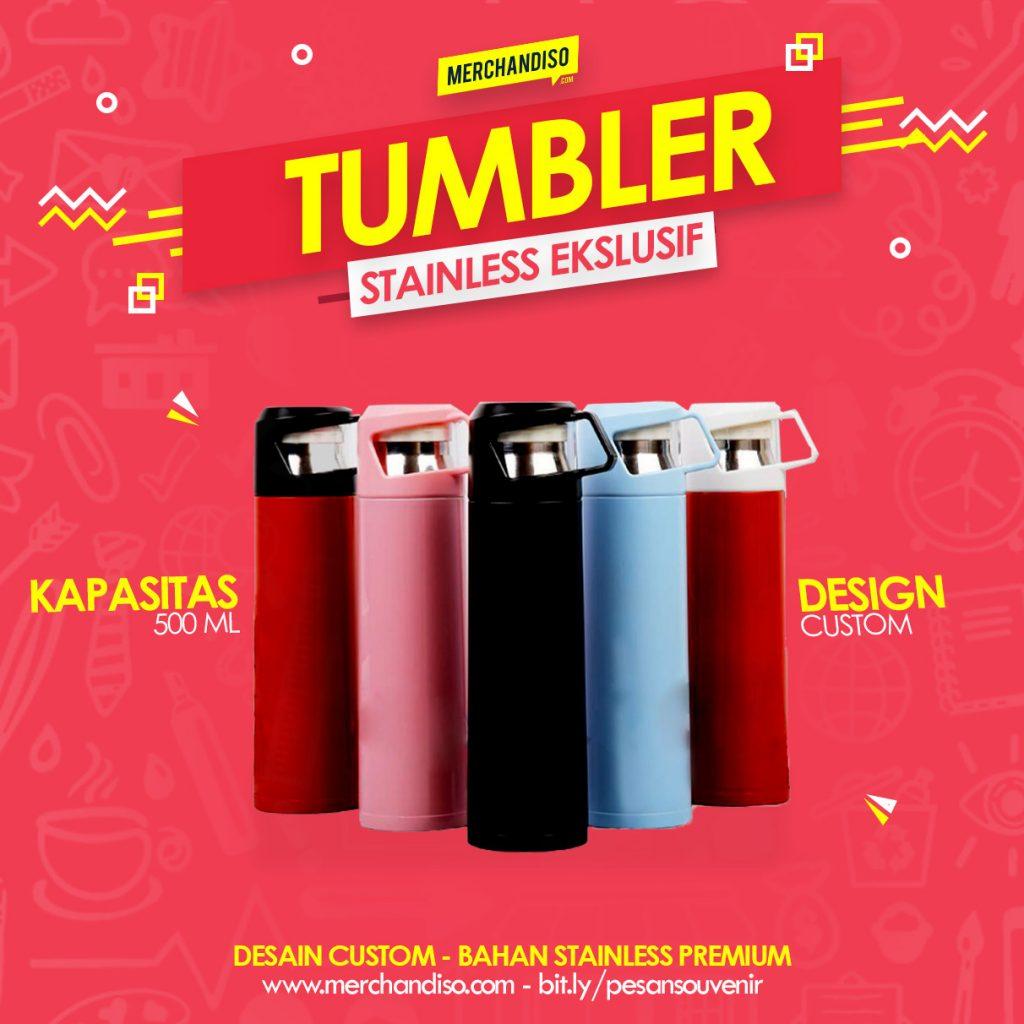 tumbler stainless promosi