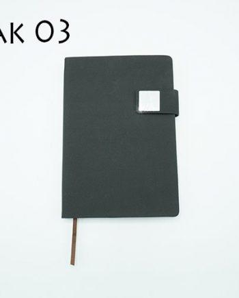 Agenda A5 Leather Ak03