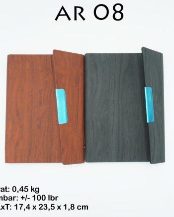 Agenda A5 Leather Ak08