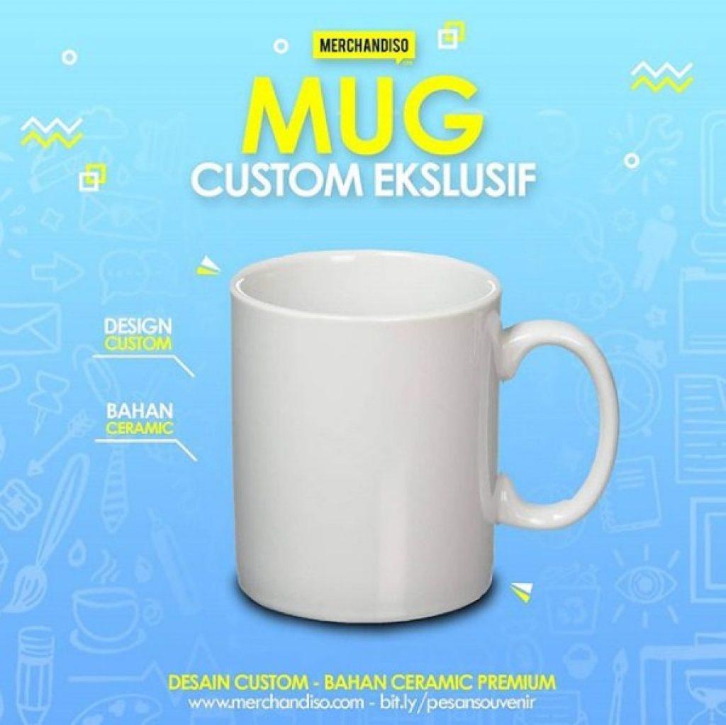 Jual mug bisa custom murah