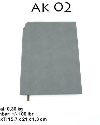 Agenda A5 Leather AK02