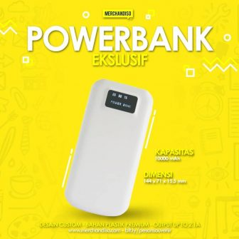 powerbank promosi keren