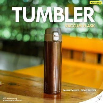 Bahaya sampah Plastik dan Manfaat Menggunakan Tumbler