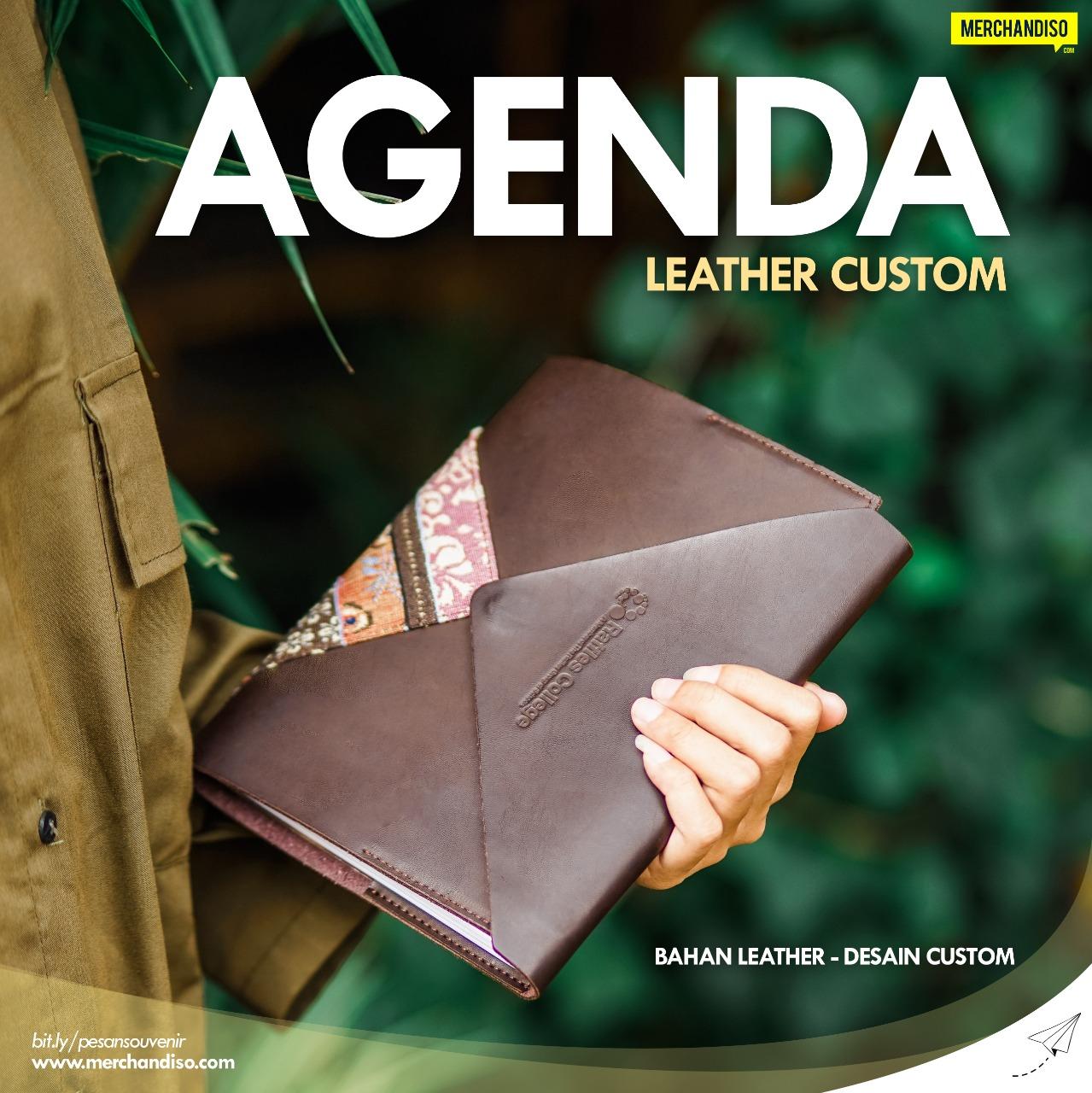 Jenis Jenis Buku Agenda Kulit Untuk Promosi Perusahaan