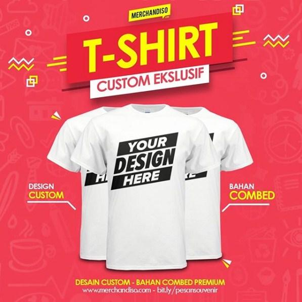 6 Alasan T-shirt Selalu di Sukai Oleh Banyak Masyarakat