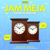 Promosi Souvenir Jam Meja Untuk Perusahaan Berkualitas