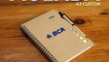 Manfaat Notebook Untuk Souvenir Kantor