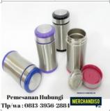 Jual Tumbler ekslusif bahan stainless promosi termurah di bandung